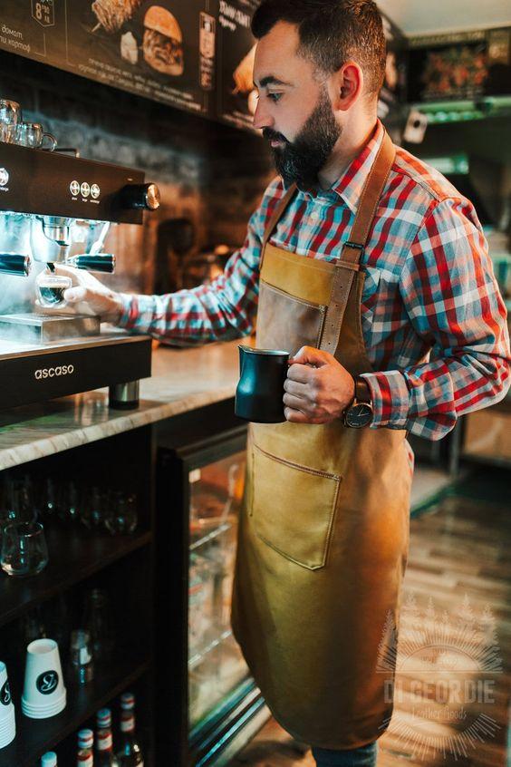 ενδυματα καφε σερβιτορων